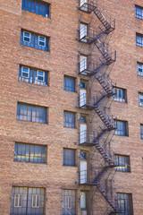 Factory Fire Escape