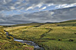 Landscape in Brecon Beacons