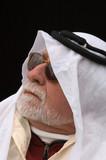 old arabian man poster