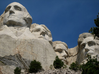 Northern Plains South Dakota Mount Rushmore