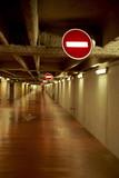 parking souterrain poster