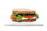 Sandwich - Vegetarian poster