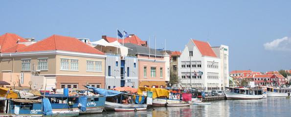 Curacao market