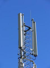 GSM antenna close-up