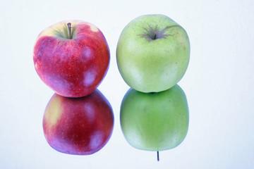 Apfel-Duett