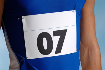 Runners Entry Number