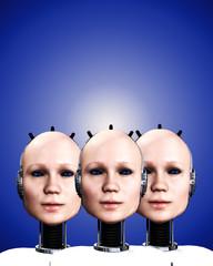Many Robo Women 7