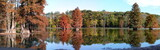 Panorama: Virginia Beach Lake