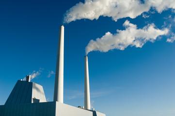 Modern Power plant