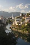 Mostar, Bosnia and Herzegovina poster