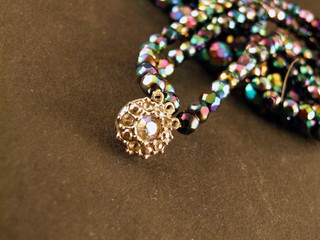 jewel and beads
