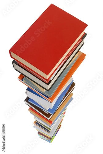 Books Stack