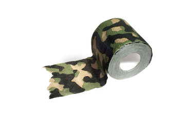 camouflage toilet paper