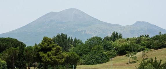 Vesuviuw volcano