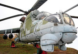 RUSSIAN HELICOPTER MI-24