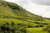Welsh Hillside poster