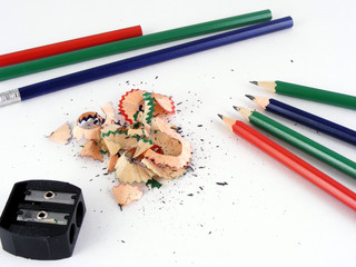 Pencils & Sharpener