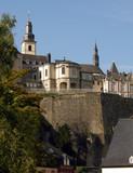 Vista Lussemburgo poster