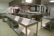 Professional industrial kitchen - 5136881