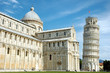 Le duomo et la tour de Pise en Toscane