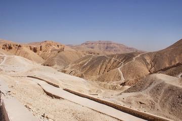 valley 0f kings - luxor - egypt
