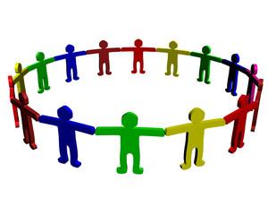 Teamwork And Friendship