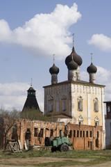 Overgates church in Borisoglebsk