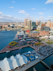 Baltimore Harbor Overview
