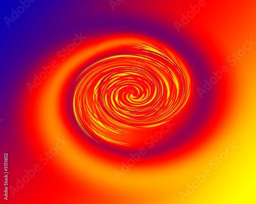 Papiers peints Spirale spirale
