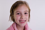 Girl Missing Tooth poster