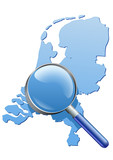 Etude des Pays-Bas poster