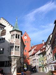 Veduta di Meersburg