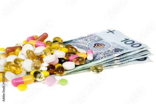High cost of medicine - 5159876