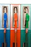gasoline nozzles poster