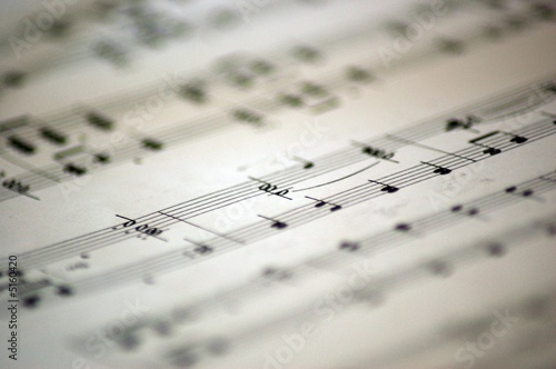 music notes 3 - 5160420