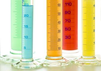 laboratory cylinders