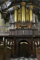 University of Cambridge, Peterhouse college chapel
