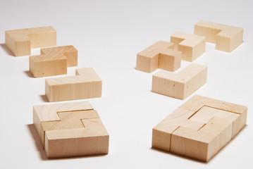 Les Cubes du mystère