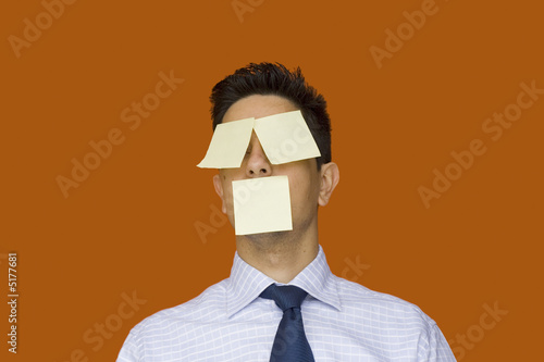 Post-it face