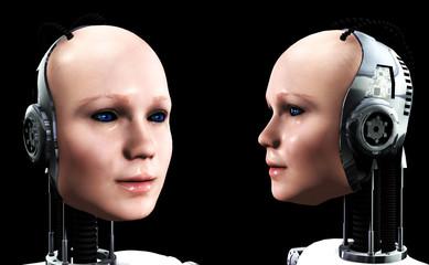 Robot Women 5