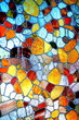 Quadro Mosaique de couleurs