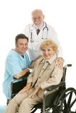 Doctor Nurse & Patient poster