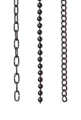Three chain segments