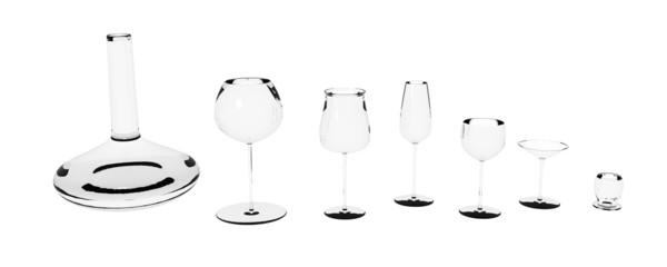 3D-Glas