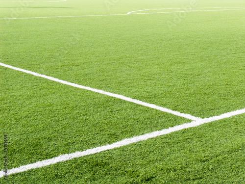 Soccer field - 5191464
