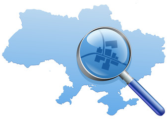 Etude du territoire Ukrainien
