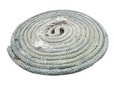 A Coil of Well Used Ships Rope. poster