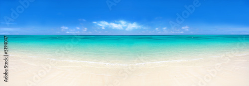 canvas print picture Dream beach