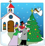 Church Carolers
