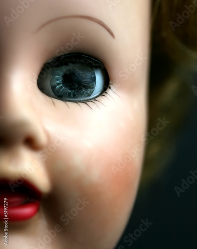 Doll Up Close
